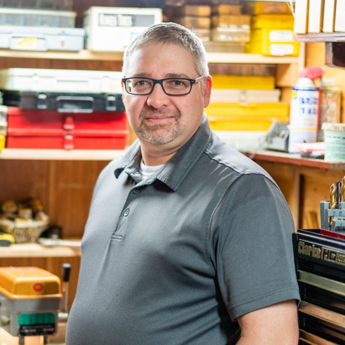 Jason Spencer, Owner